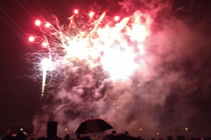 firework display brighton hove